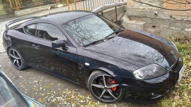 Schimb cu duba Hyundai coupe fx v6