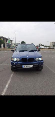 Dezmembrez BMW x5 e53/// injectoare turbina pompa inalte