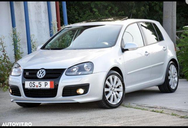 Volkswagen Golf Golf GT/140CP/Trapa/R line/Jante R17/Impecabil