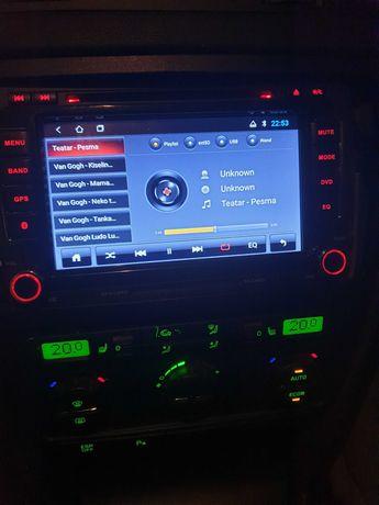 Auto Multimedia pentru Vokslwagen VW dvd gps Nou