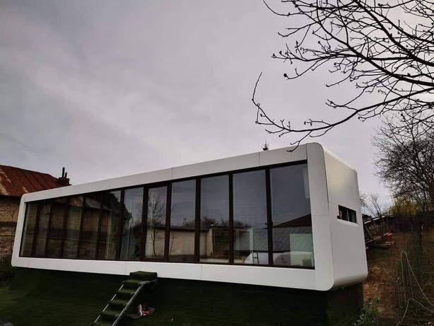 Casa mobilă. 13.5 km de Ploiești. Schimb cu Tesla. Se poate reloca.