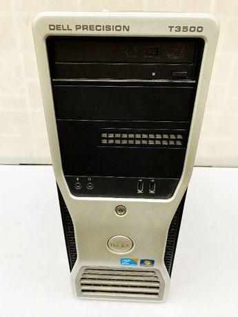 Работна станция Dell T3500 Xeon/12GB/2GB/1TB перфектен!