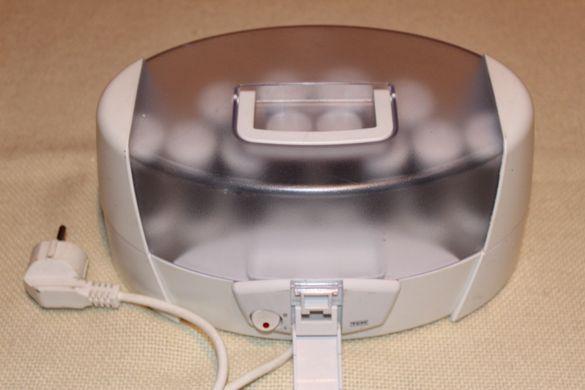 Уред за подгряване на йонизиращи ролки за къдрене на коса TCM