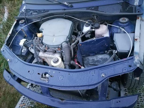 Motor Dacia Logan 1400 benzina