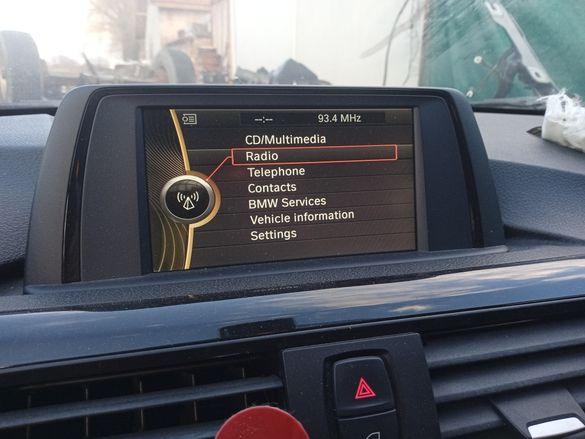 ф30 ф31 навигация СД джойстик модул двд монитор чейнджър BMW F30 БМВ