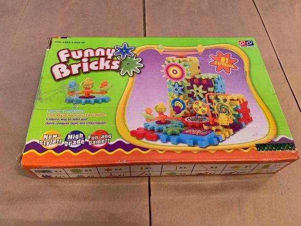Joc Funny Bricks pentru dezvoltarea creativitatii