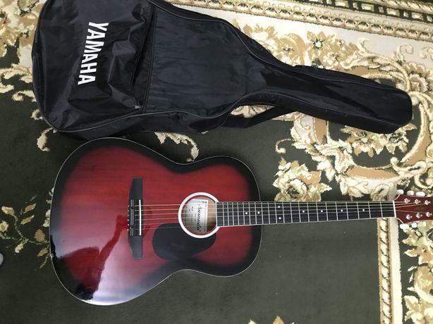 гитара, чехол в комплекте