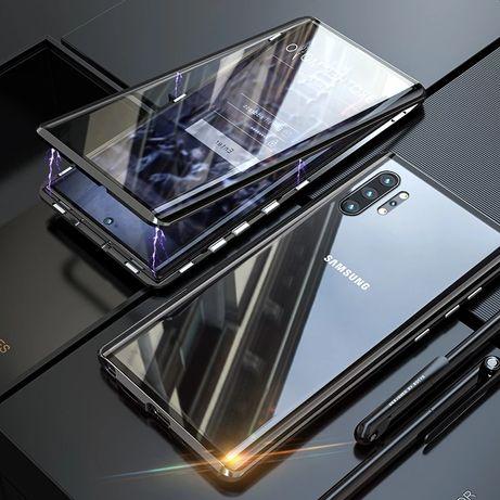 Магнитен Кейс 360° градуса за Samsung Galaxy Note 10 /10+ + протектор