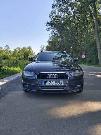 Audi A4 B8 2013 Automata
