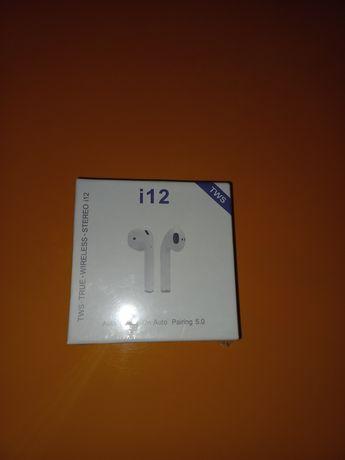 Беспроводной наушники ,TWS Stereo i12.