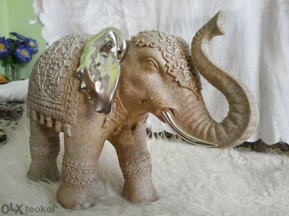 фигура слонче за декорация и окраса