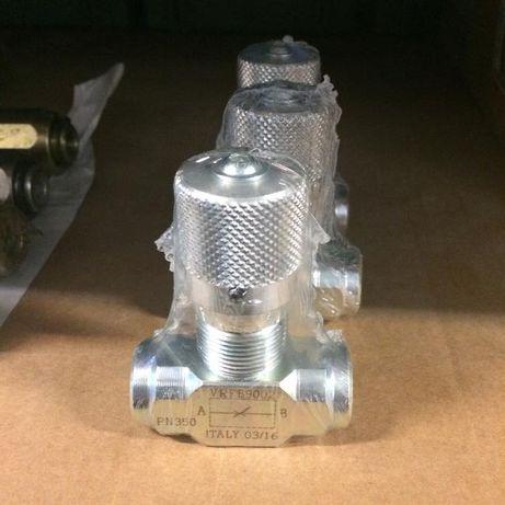 Robinet regulator debit hidraulic - Robinete reglaj debit hidraulice