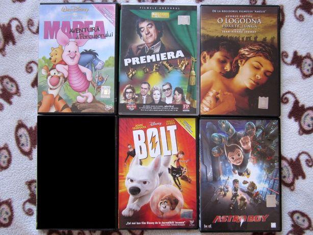Filme - format DVD - Horton, Astroboy, Mr. Fox, Bolt, Hello Kitty
