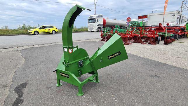 Tocator crengi pt tractor Demarol Denis R13