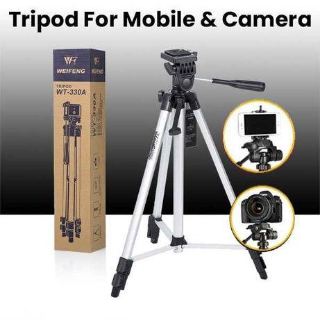 1.4 Трипод Триножник Статив Стойка за Телефон Камера Фотоапарат