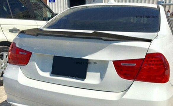 Спойлер за багажник Бмв е90 м4 дизайн / Bmw E90 Spoiler