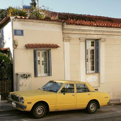 Toyota Cressida 1978 retro/epoca