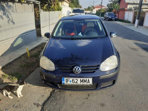 Volkswagen golf 5 1.6 mpi