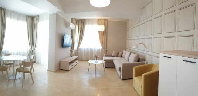 Cazare Mamaia Nord apartamente cu 2 si 3 camere langa plaja