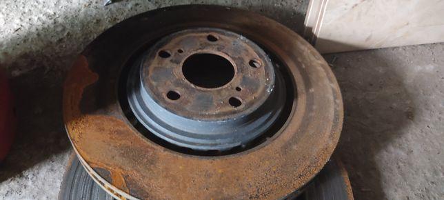 Тормозной диск Toyota sienna 3