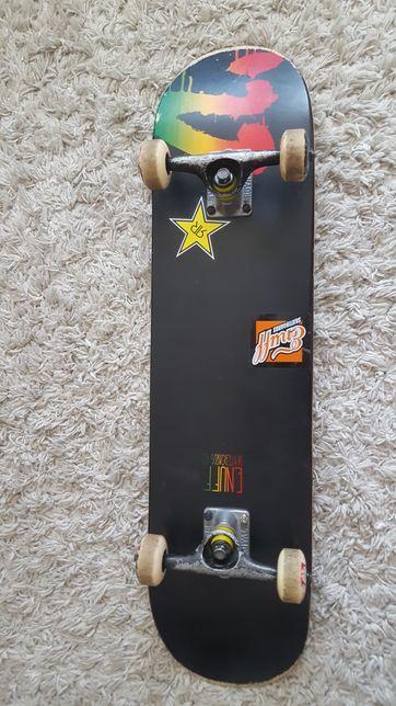 Skateboard custome