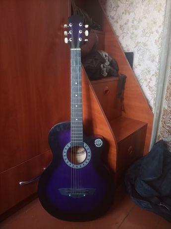 Гитара 6-и струнная