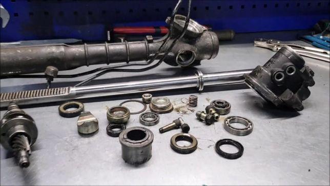 Ремонт реставрация рулевых реек   Геометрия Колес