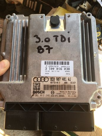 Ecu/calculator motor Audi A4 B7 3.0TDI