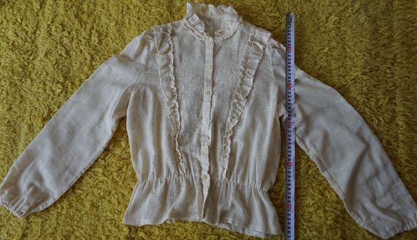Дамски блузи - 5 различни вида /броя/
