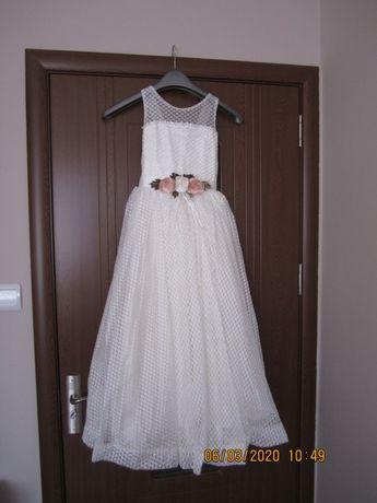 Шаферска рокля 6-8 г. в.