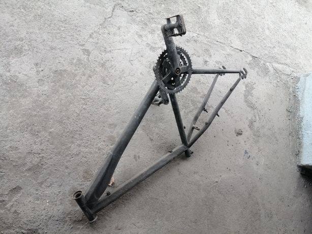 Продам велосипед без колес