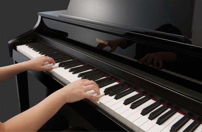 Lectii personalizate de pian!