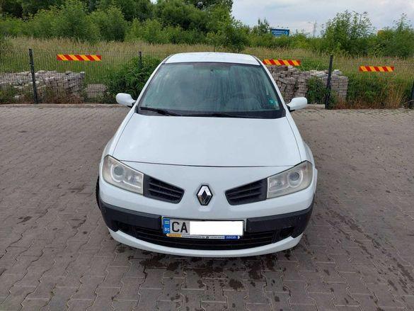 Renault Megane 1.4 16V ГАЗ Facelift