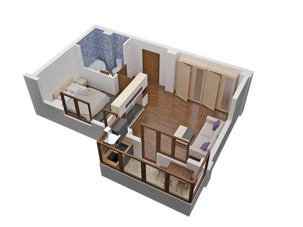 Vand (cedez )contract apartament 2 camere Militari Residence