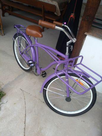 Велосипед Милка.