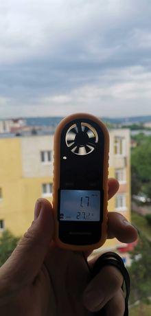 Anemometru , termometru, masurarea vitezei vantului in parasutism,etc
