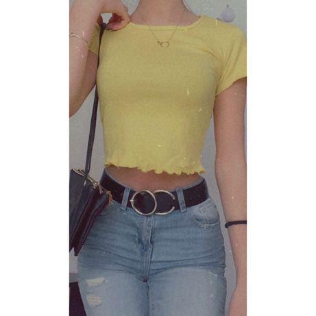 Жълт топ