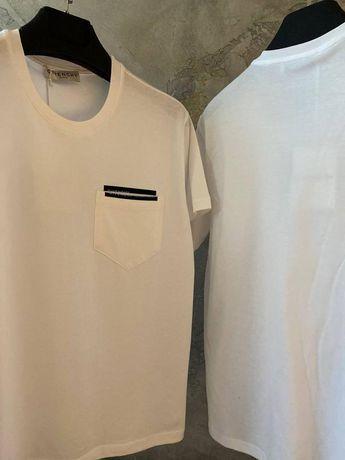 Нова бяла тениска Givenchy S - XXL
