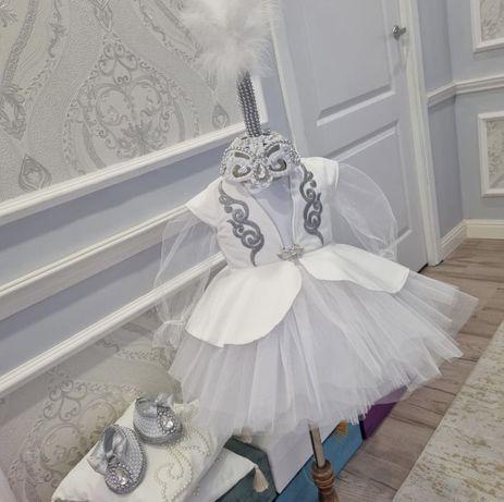 Платье на годик (тусау кесер)