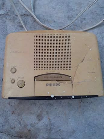 Малко работещо радио  philips