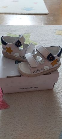 Бебешки сандали Falcotto