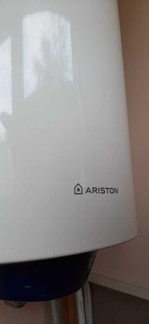 Бойлер Аристон, водонагреватель, почти новый
