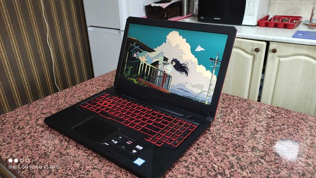 Игровой ноутбук, срочно. С i5 8300h. GTX 1060m.