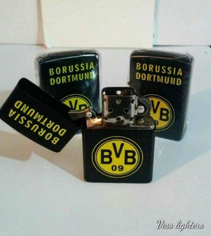 Бензинови запалки Barcelona,Real M., Bayern M.,Borussia D.,Deutschland