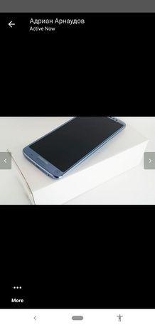 Motorola G6 Plus Малко използван с протектор и калъф..