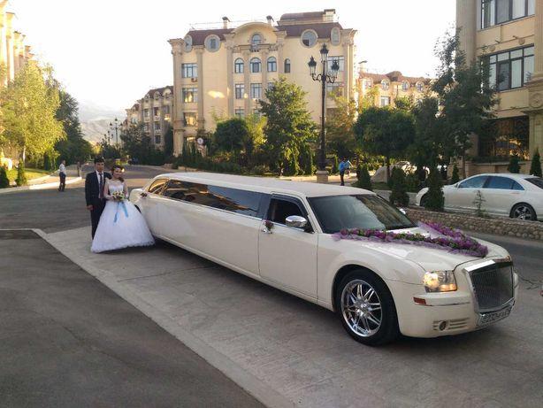 Лимузины Крайслер, Хаммер, Гелендваген прокат в Алматы