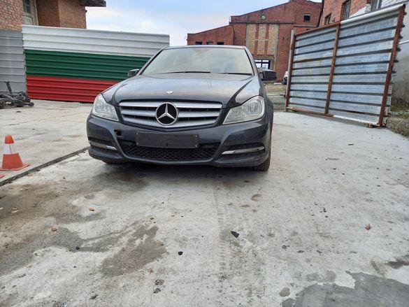 Mercedes C220 CDI 170p.s 2013g