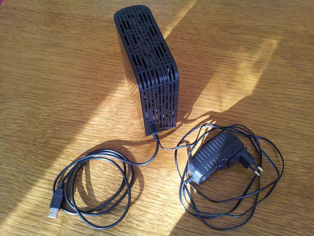 Hard disc disk HDD extern 80 - 320 GB pe USB , adaptor interfata