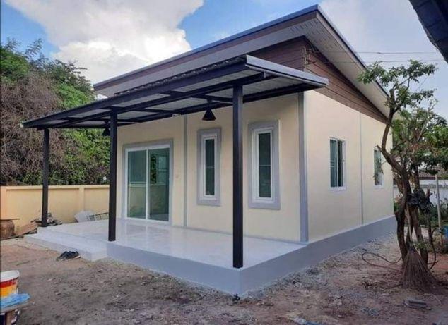 Case pentru locuit din containere modulare