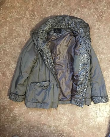 Куртка димисезонная